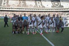 Carioca championship 2017 Royalty Free Stock Image