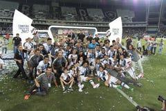 Carioca championship 2017 Royalty Free Stock Photo