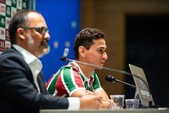 Carioca mästerskap 2019 royaltyfri foto