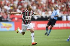 Carioca mästerskap 2017 Royaltyfria Bilder