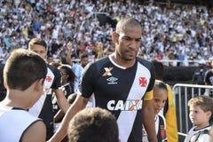 Carioca mästerskap 2017 Arkivbild