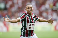 Carioca-Meisterschaft 2017 Lizenzfreies Stockfoto