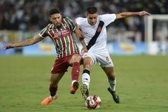Carioca mistrzostwo 2018 Zdjęcia Stock