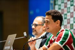 Cariocakampioenschap 2019 stock foto