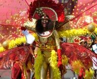 cariwest детеныши женщины парада s edmonton Стоковые Фотографии RF