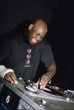 Carl Cox DJ Imagem de Stock Royalty Free