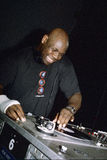 Carl Cox DJ Royalty Free Stock Image