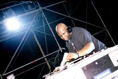 Carl Cox DJ Stock Photo