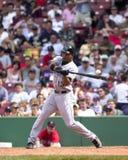Carl Crawford, giocatore dell'area outfield dei devil rays di Tampa Bay Immagine Stock Libera da Diritti