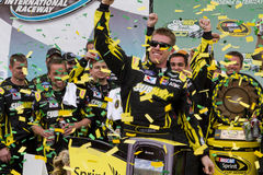 NASCAR Sprint Cup Driver Carl Edwards Stock Image