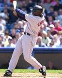 Carl Everett, Boston Red Sox Zdjęcie Royalty Free