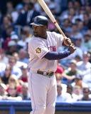 Carl Everett, Boston Red Sox Fotografia Stock