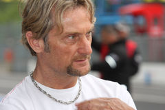 Carl Fogarty Fotografia Stock