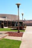 Carl Hayden Visitor Center Royaltyfri Fotografi