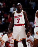 Carl Herrera, Houston Rockets Royalty Free Stock Image