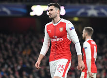 Carl Jenkinson Stock Images