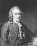Carl Linnaeus royalty free stock photography