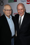 Carl Reiner, Norman Lear Royalty Free Stock Photos