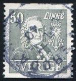 Carl von Linne Stock Images