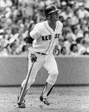 Carl Yastrzemski Boston Red Sox Stock Photo