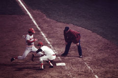 Carl Yastrzemski  1975 World Series Royalty Free Stock Image