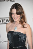 Carla Bruni Royalty Free Stock Photography