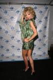 Carla Collins bij de Première van Los Angeles van ?Gouden en Mooi?. De Studio's van Raleigh, Hollywood, CA. 02-28-09 stock foto