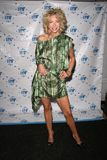 Carla Collins na premier de Los Angeles ?do ouro e do bonito?. Estúdios de Raleigh, Hollywood, CA 02-28-09 Imagens de Stock