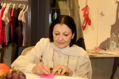 Carla Fracci Stock Image
