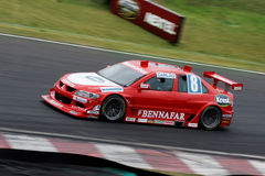 Carlao Racing Stock Car Interlagos Brazil Stock Photos
