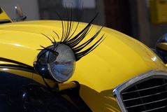 Carlashes Royalty Free Stock Photo