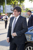 Carles Puigdemont Stock Images