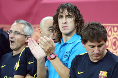Carles Puyol Stock Images