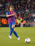 Carles Puyol Royalty Free Stock Photo