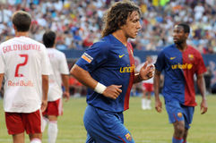 Carles Puyol Immagine Stock