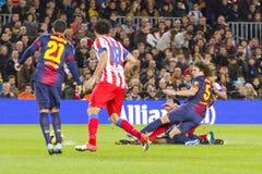 Carles Puyol Stock Photo