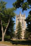 Carleton Hochschulkapelle Lizenzfreies Stockbild