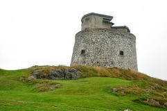 Carleton Martello Tower National Historic Park Stock Photo