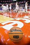 Men's CIS Basketball Finals Stock Images