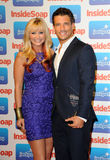 Carley Stenson, Danny Mac Stock Photos