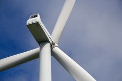 Carlinga della turbina Fotografie Stock Libere da Diritti