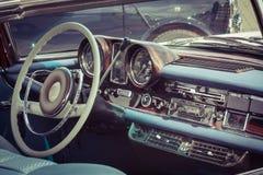 Carlinga vieja del coche fotos de archivo libres de regalías