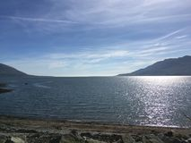 Carlingford Lough royalty free stock photography