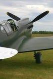 Carlingue d'avion de combat Photos libres de droits