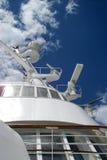 Carlingue de bateau de croisière. Photographie stock libre de droits