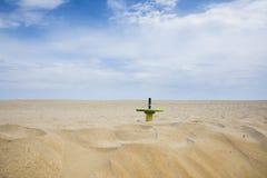 Carlingue de mer de Rimini Images stock