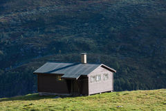 Carlingue de montagne Image stock