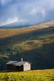 Carlingue de montagne Image libre de droits