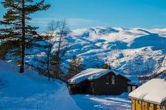 Carlingue de montagne Images libres de droits