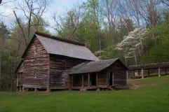 Carlingue rurale de printemps Photo stock